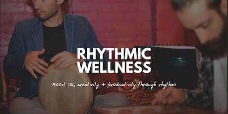 Rhythmic Wellness tickets
