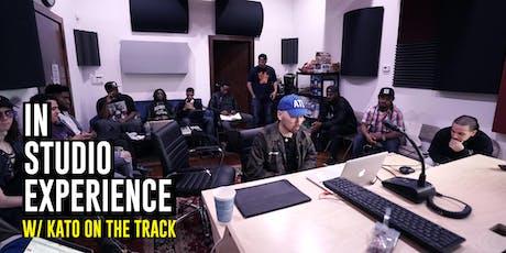 Sound Advice CLEVELAND w/ Kato On The Track tickets