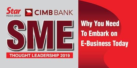 SME Thought Leadership Series 2019 - Tea Talk #2 tickets