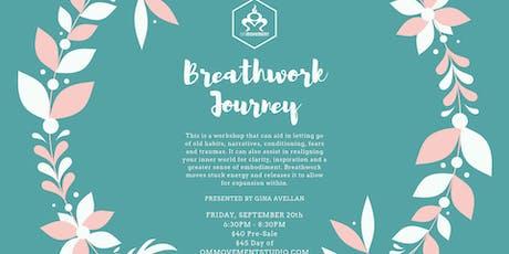 Breathwork Journey Gina Avellan tickets