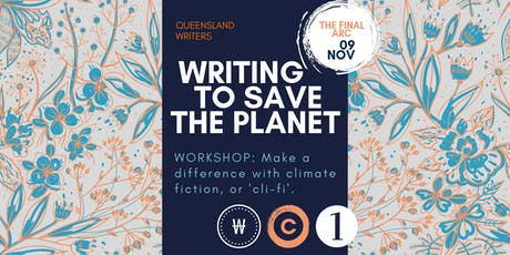 Writing To Save The Planet with Jessica White tickets