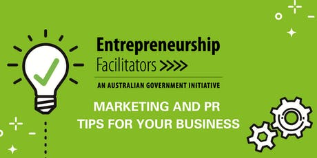 Understanding Marketing and PR for your Business tickets