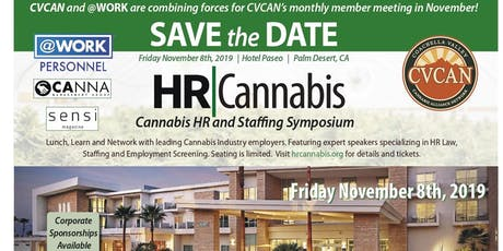 CVCAN November members luncheon in partnership with @WORK tickets