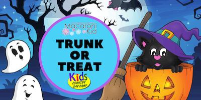 3rd Annual Macaroni Kid's Trunk or Treat Halloween Fun