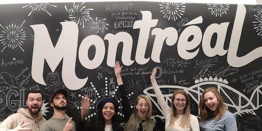GroupM Open House | Les Portes Ouvertes - Montreal, QC