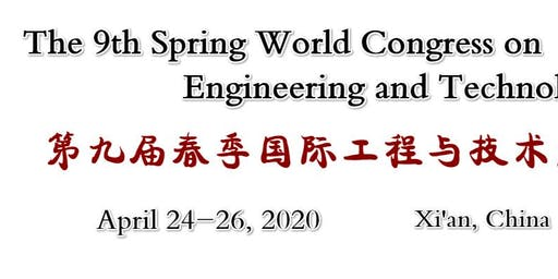 2020 Spring International Conference on Material Sciences and Technology