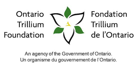 Applying for an OTF Grow grant? Join us for a workshop in Haliburton! tickets