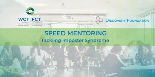 Speed Mentoring: Tackle Imposter Syndrome