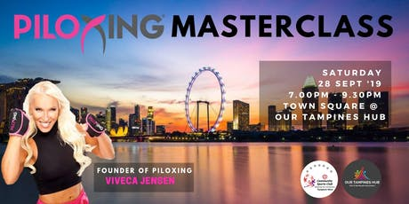 Piloxing Masterclass with Viveca Jensen tickets