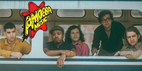 Durand Jones & The Indications LIVE at Amoeba SF  9/24 6pm tickets
