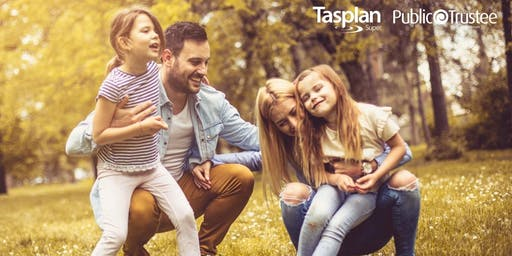 Estate planning seminar with the Public Trustee and Tasplan
