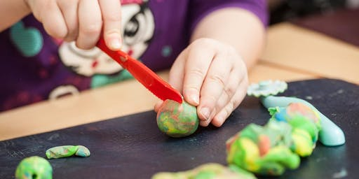 Crazy Clay Critters School Holiday Program at Lake Haven Library