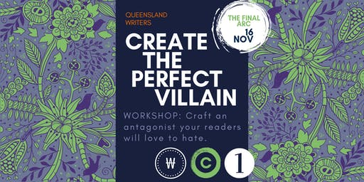 Create The Perfect Villain with T.M. Clark