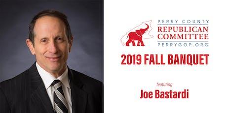 PCRC's Fall Banquet featuring Joe Bastardi tickets
