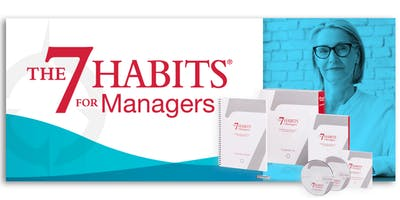 The 7 Habits for Managers - Webcast