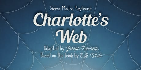 Charlotte's Web School Field Trip Performance tickets