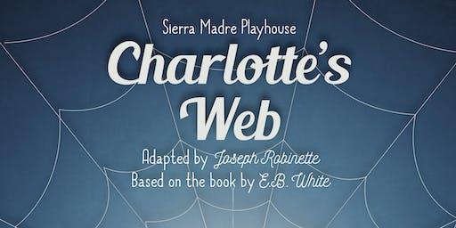 Charlotte's Web School Field Trip Performance
