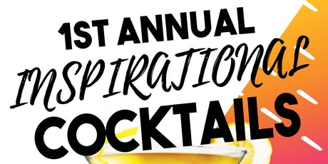 Inspirational Cocktails by Goal Chasers tickets