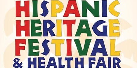 Hispanic Heritage Festival After Party tickets