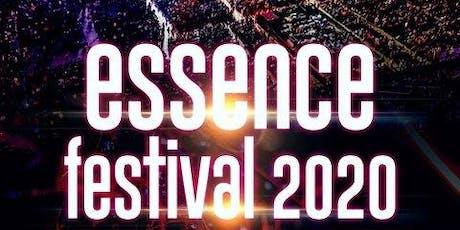 Essence Festival 2020 tickets