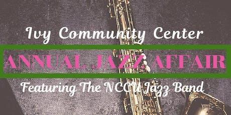 Ivy Community Center Jazz Affair tickets