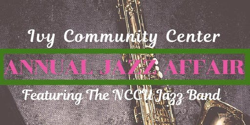 Ivy Community Center Jazz Affair