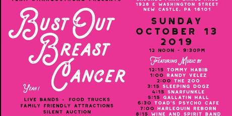 Bust Out Breast Cancer tickets