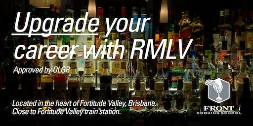 RMLV 1 day course - Industry experienced trainer