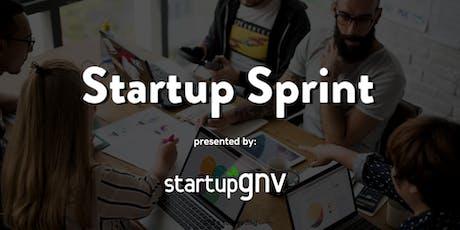 Startup Sprint tickets