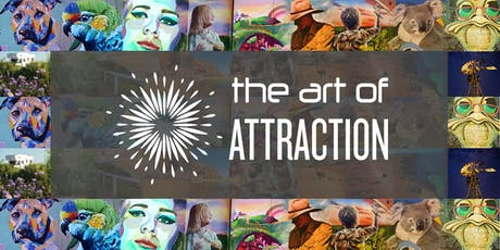 Art of Attraction Tourism Summit | Street Art | Grey Nomads |Sunshine Coast tickets