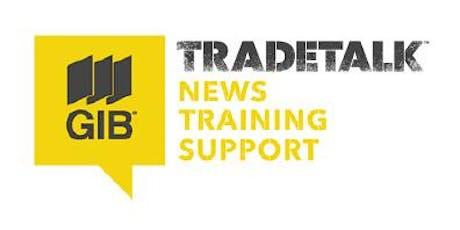 GIB TradeTalk® - Blenheim tickets