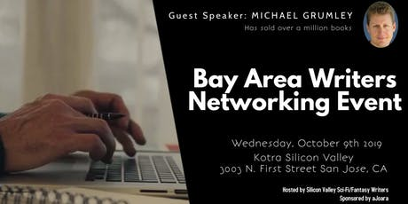 Bay Area Writers Networking Event tickets