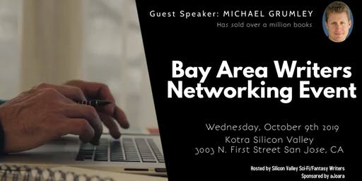 Bay Area Writers Networking Event