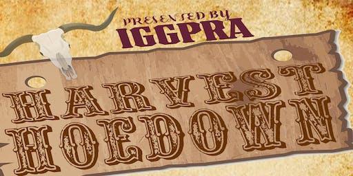 IGGPRA Harvest Hoedown