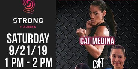 STRONG by Zumba with Special Guest Instructor Cat Medina! tickets
