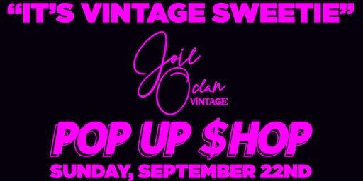 Joie Ocean Vintage Pop Up $hop