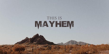 """This Is Mayhem"" Album Release Party tickets"