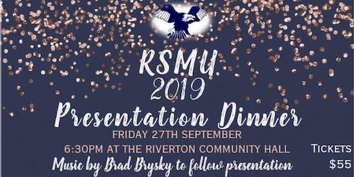 RSMU 2019 Presentation Dinner