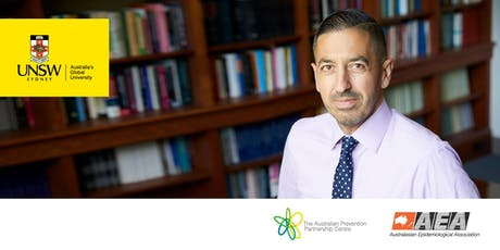 The limits of risk factors revisited, with Professor Sandro Galea tickets