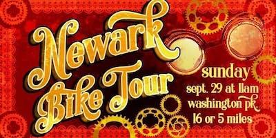 Newark Bike Tour - 2019