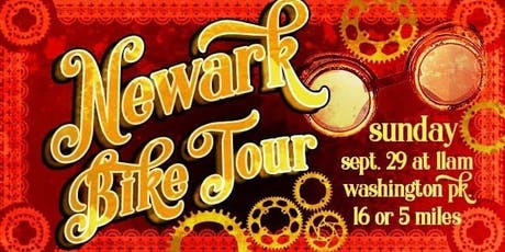 Newark Bike Tour - 2019 tickets
