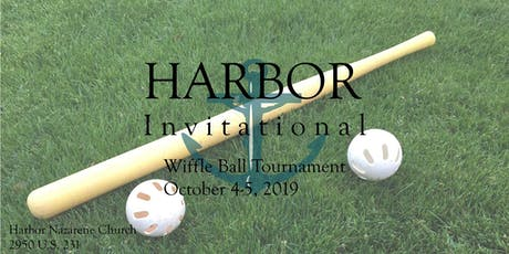 Harbor Invitational Wiffle Ball Tournament - Swing For Meals tickets