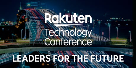 Rakuten Technology Conference 2019 tickets