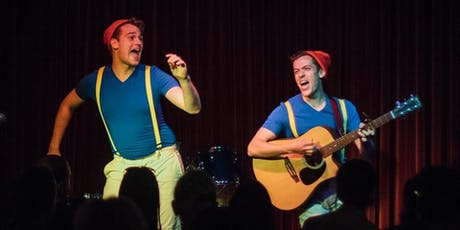 Benny and Griff: Best Friends Forever - FringeBYOV tickets
