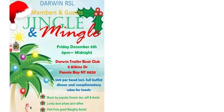 RSL Darwin Sub-Branch Jingle & Mingle 2019 tickets