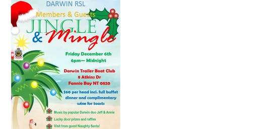 RSL Darwin Sub-Branch Jingle & Mingle 2019