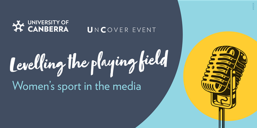 UnCover Event: Levelling the playing field- Women's sport in the media
