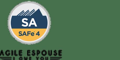 Leading SAFe® - SAFe® Agilist, SA - Certification Workshop, Chicago, IL tickets