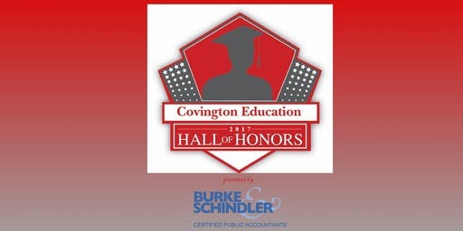2019 Covington Education Foundation Hall of Honors Celebration