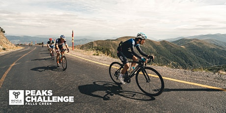 Peaks Challenge Falls Creek 2020 tickets